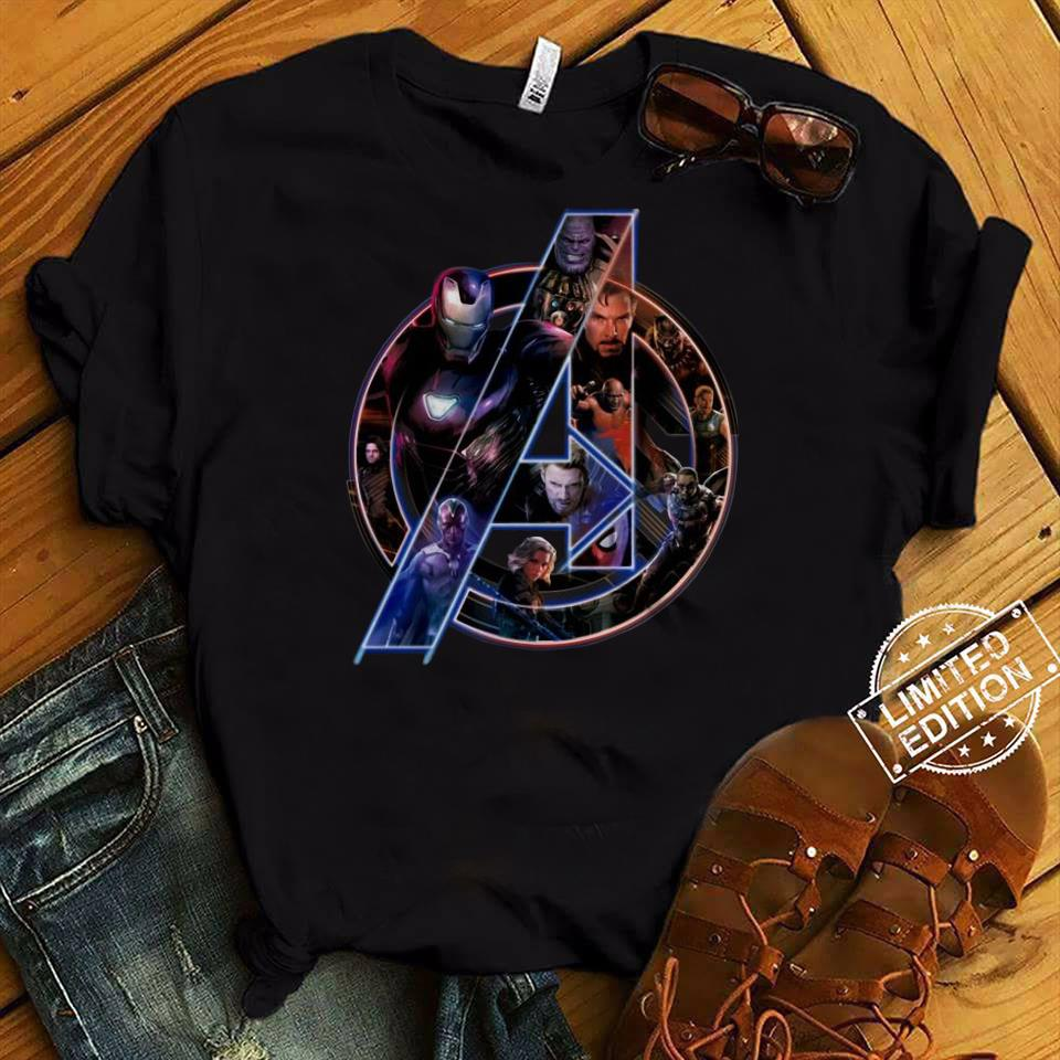 Marvel Avengers Infinity War Movie Adult And Kid shirt