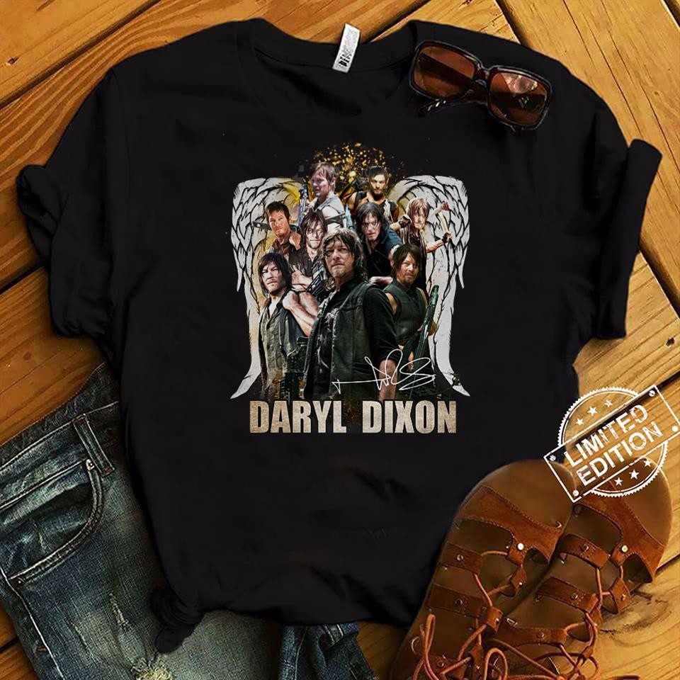 World King Death Daryl Dixon Shirt