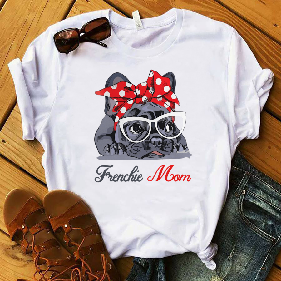 French Bulldog Frenchie Mom shirt