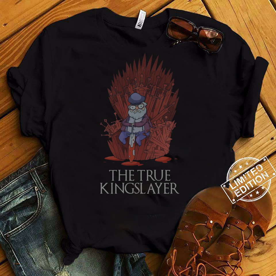 Game of Thrones George RR Martin The True Kingslayer Shirt