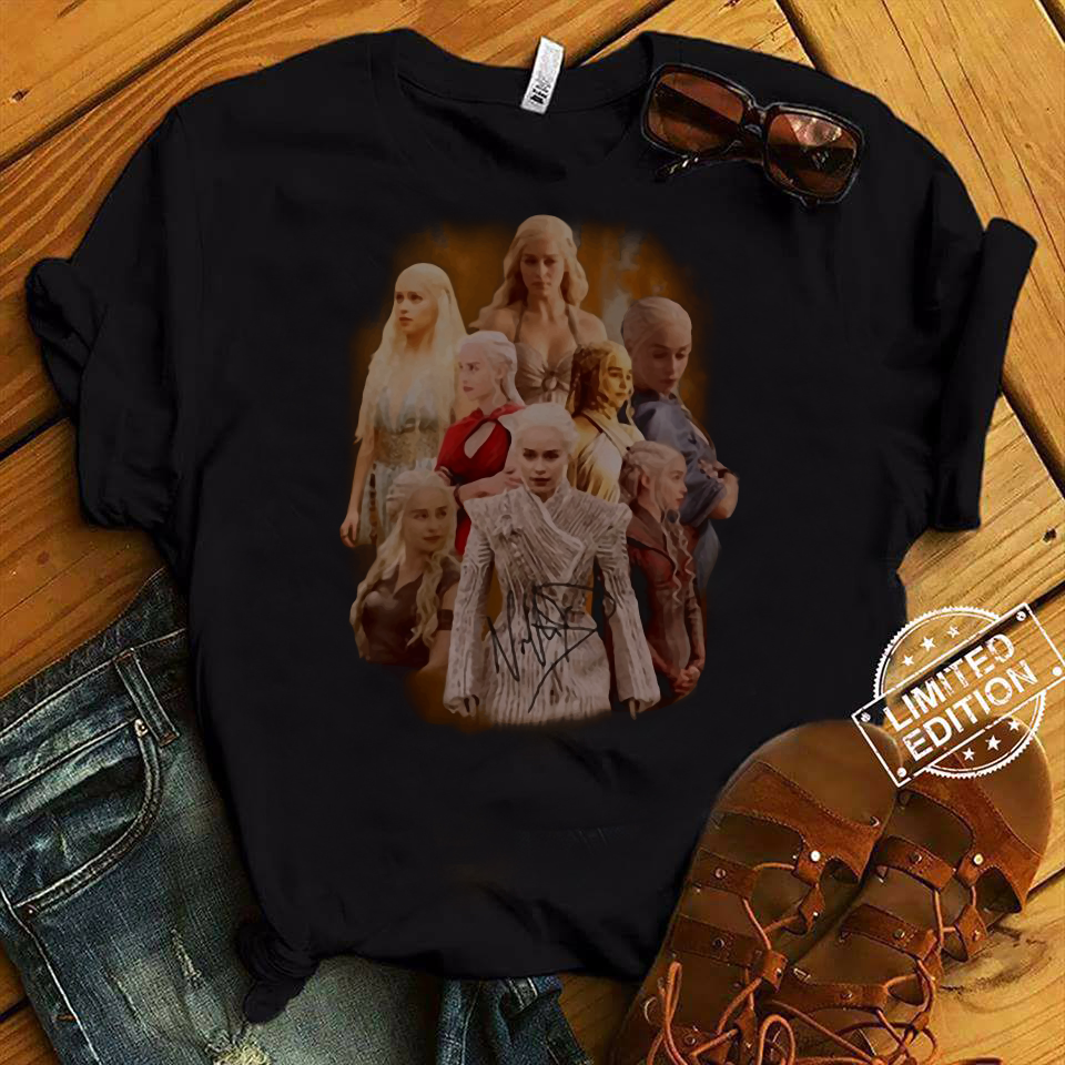 Game of Thrones My Queen Daenerys Targaryen Dany shirt