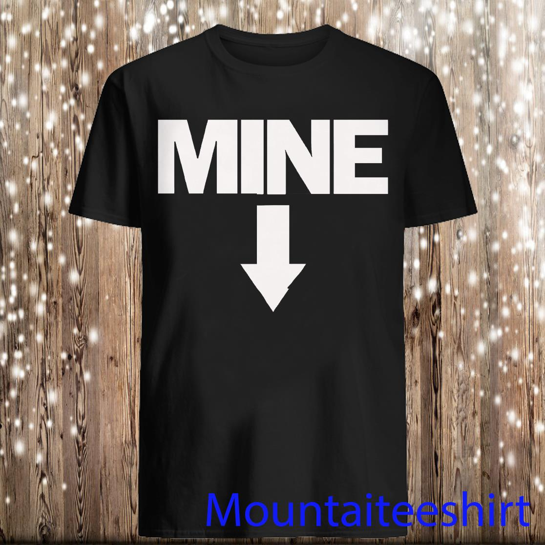 Mine Leslie Jones shirt