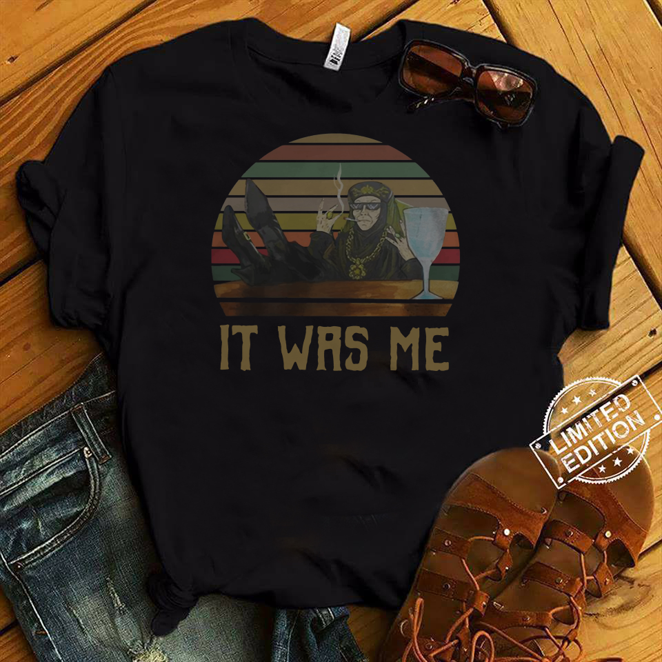 Tell Cersei It was Me Game of Thrones Olenna Tyrell Shirt Arya Stark It was Me Got Floral Shirt