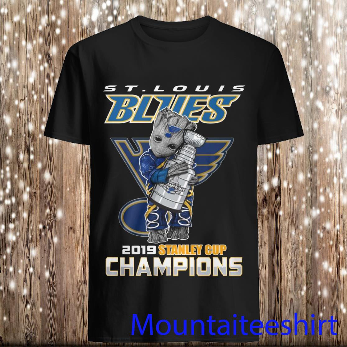Baby Grood St. Louis Blues 2019 Stanley cup Champions shirt