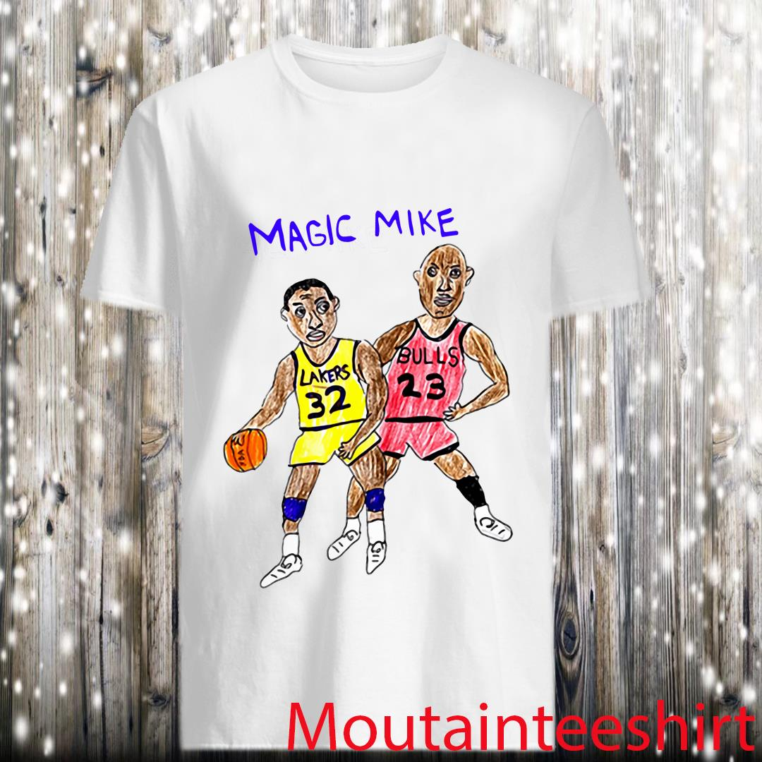 Clothing Sleeky Magic Mike Shirt