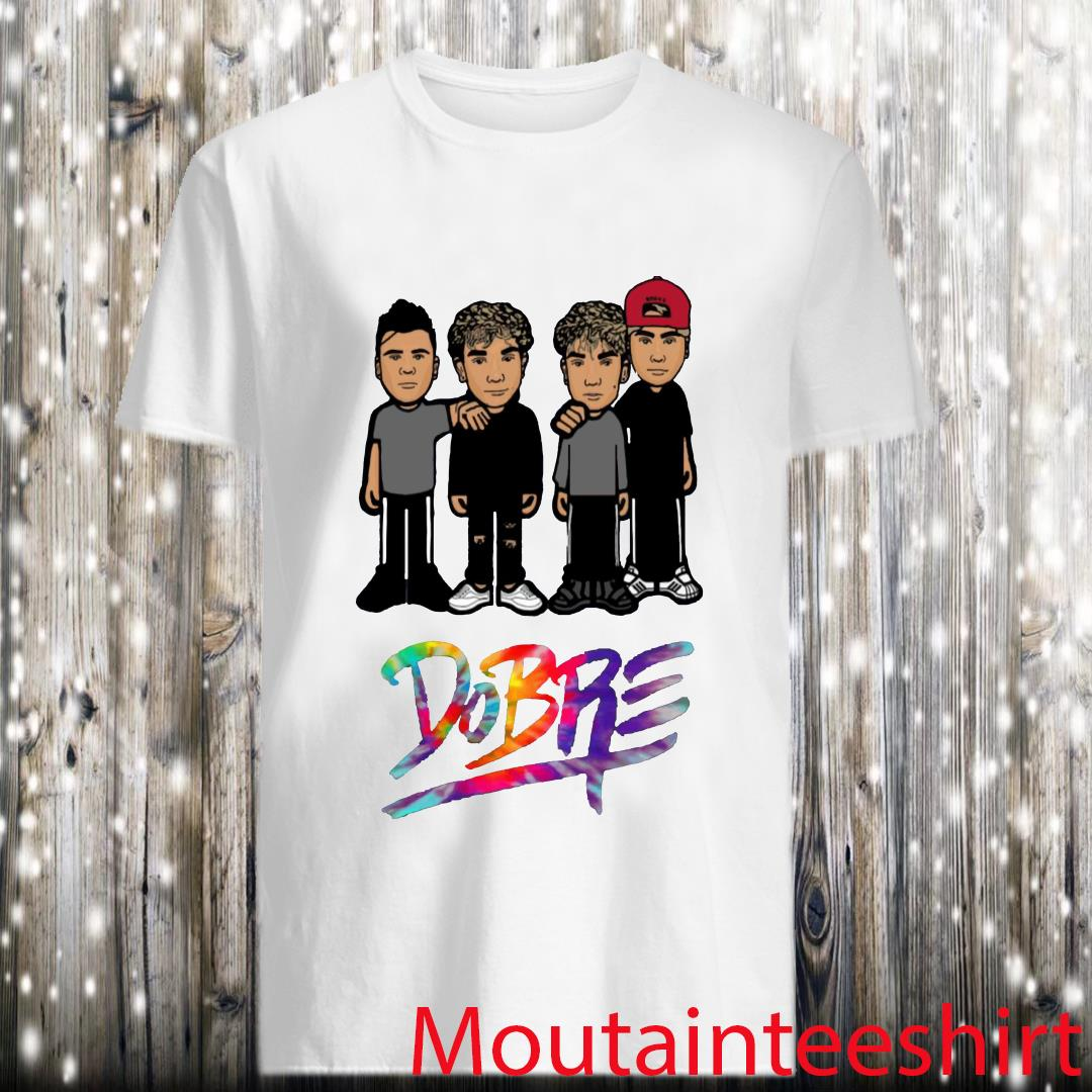 Dobre Friendships Brothers Funny Shirt