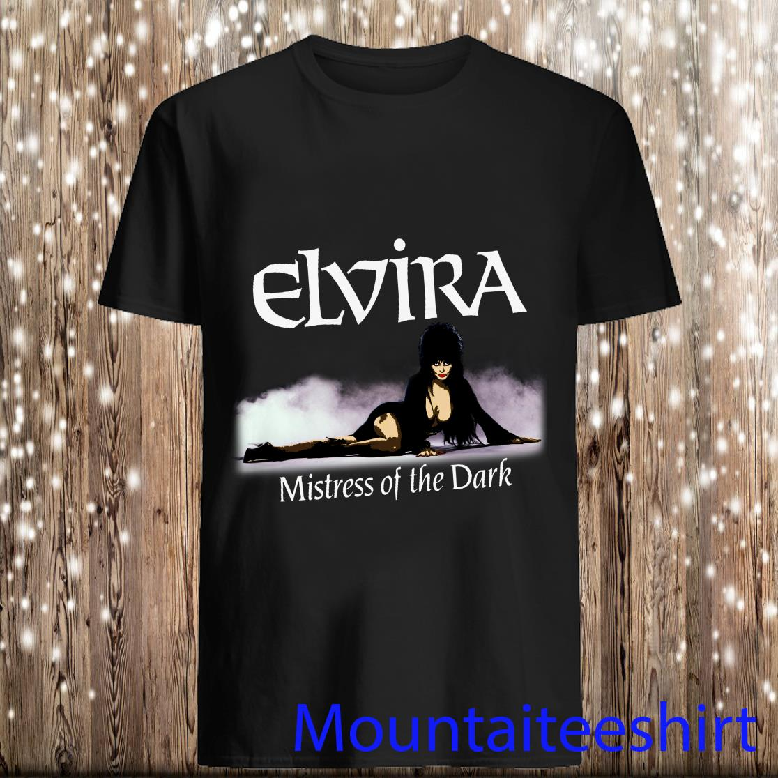 Elvira Mistress Of The Dark Shirt