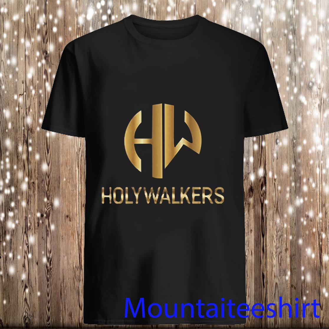 Holywalker bright colors Shirt