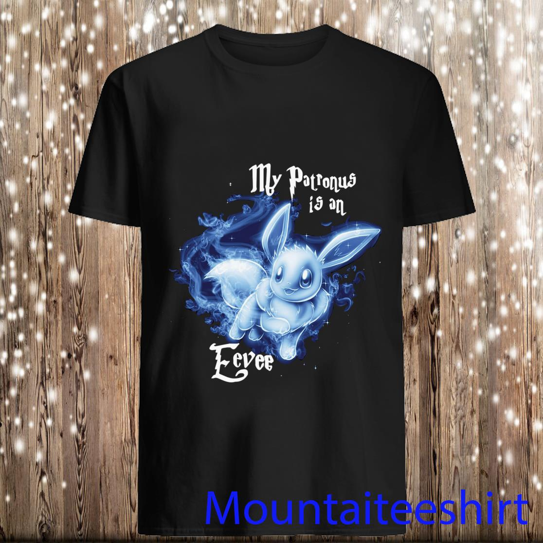 My Patronus Is An Eevee Shirt