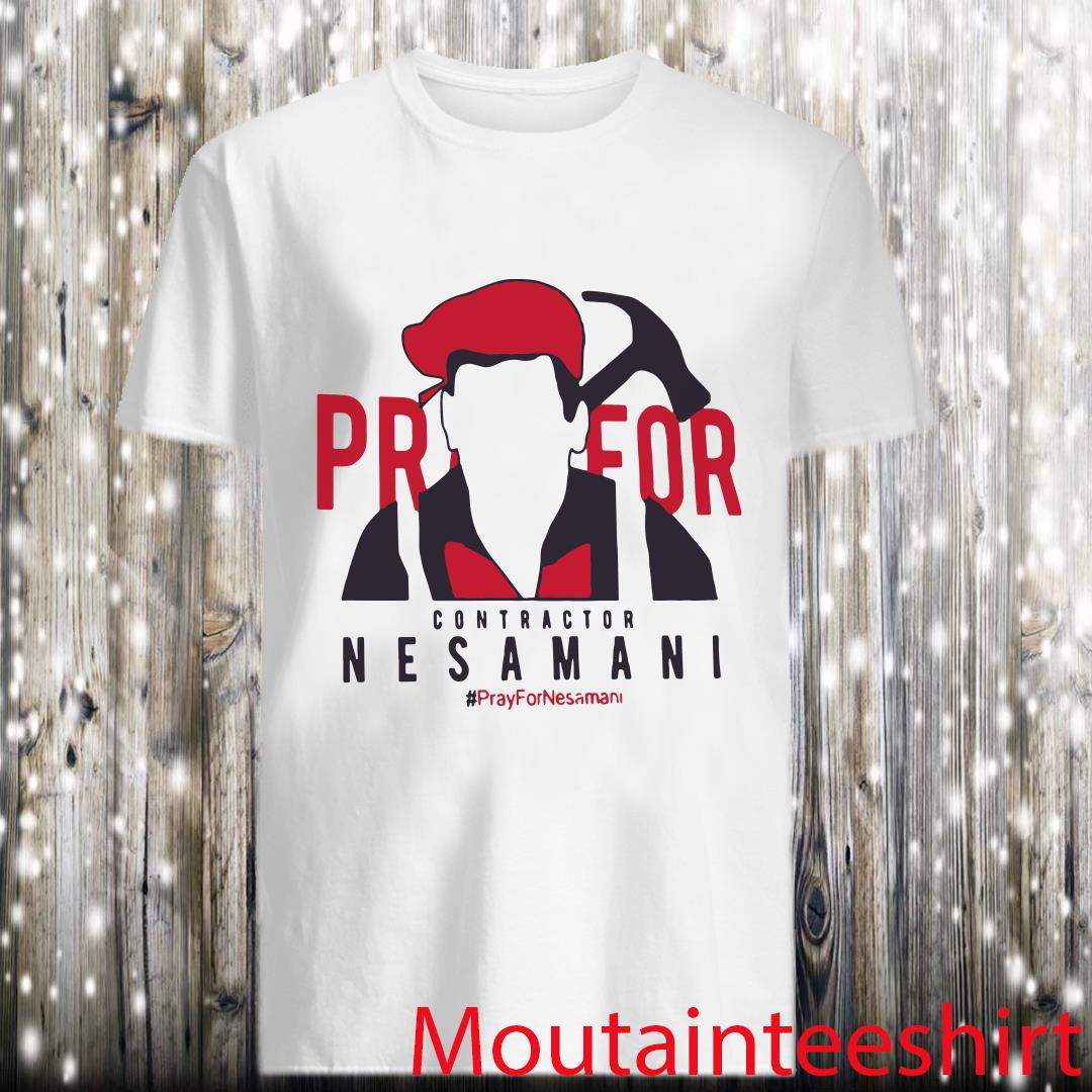 Pray for Nesamani Shirt