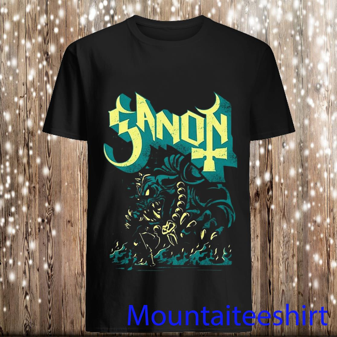 Official Ganon Ghost Shirt
