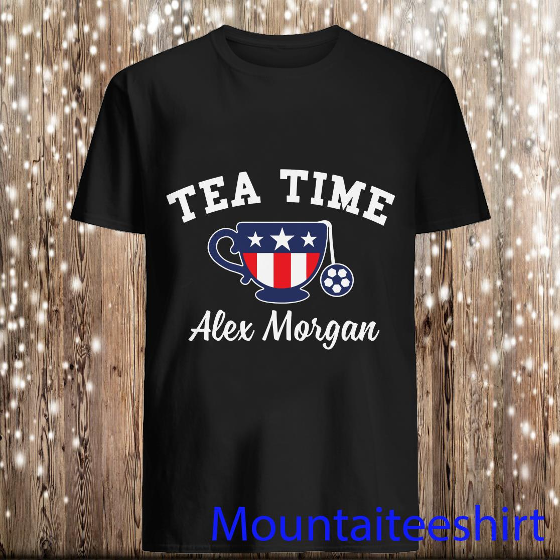 Alex Morgan Tea Time Shirt