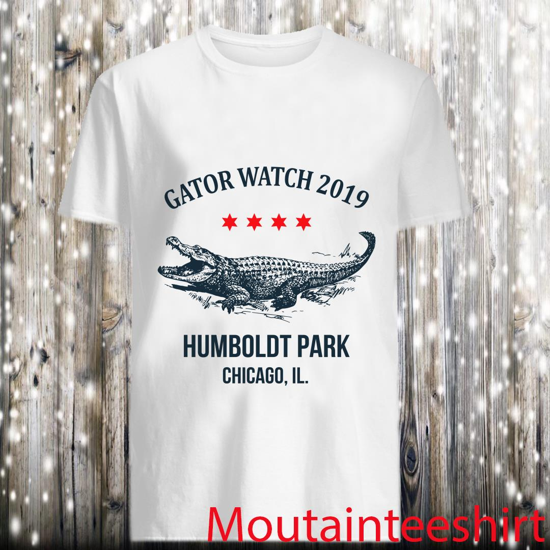 Gator Watch 2019 Humboldt Park Shirt