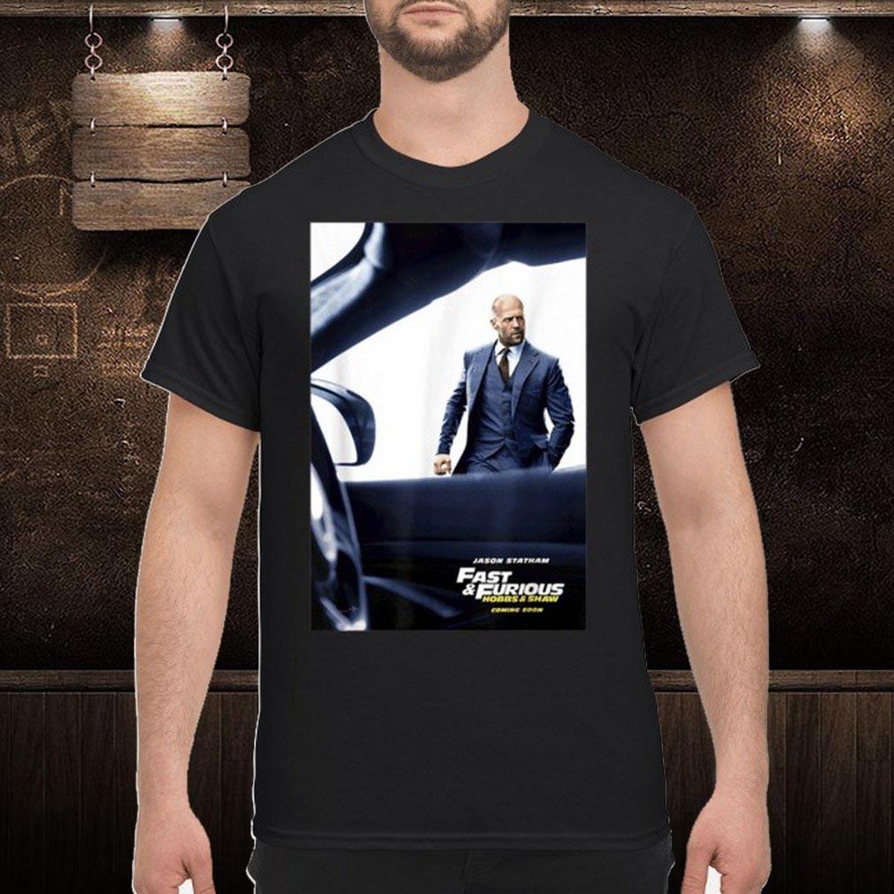 Premium Fast And Furious Hobbs And Shaw Deckard shirt
