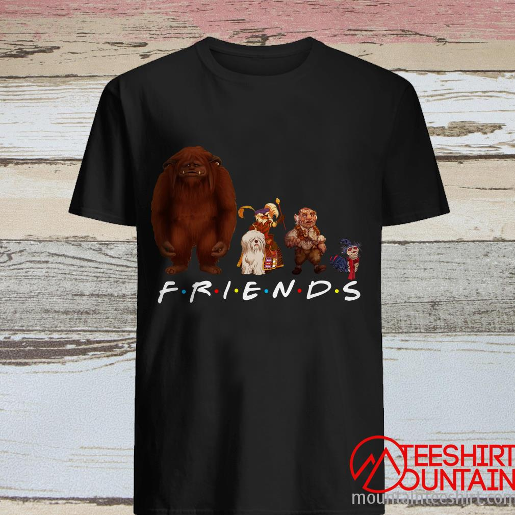 Labyrinth Characters Friends ShirtLabyrinth Characters Friends Shirt