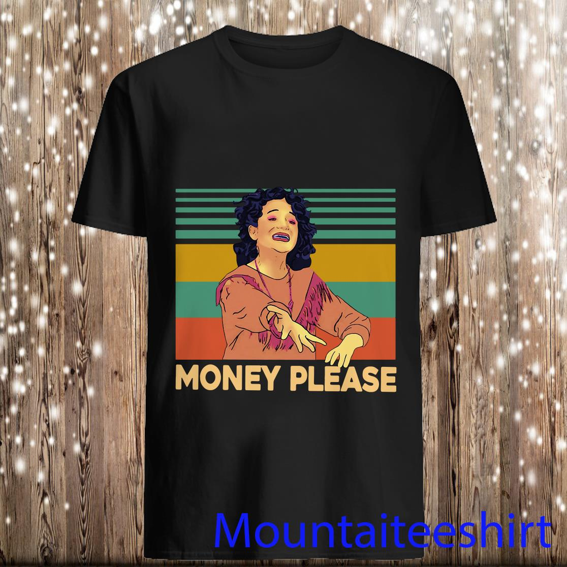 Jenny Slate Money Please Vintage Shirt