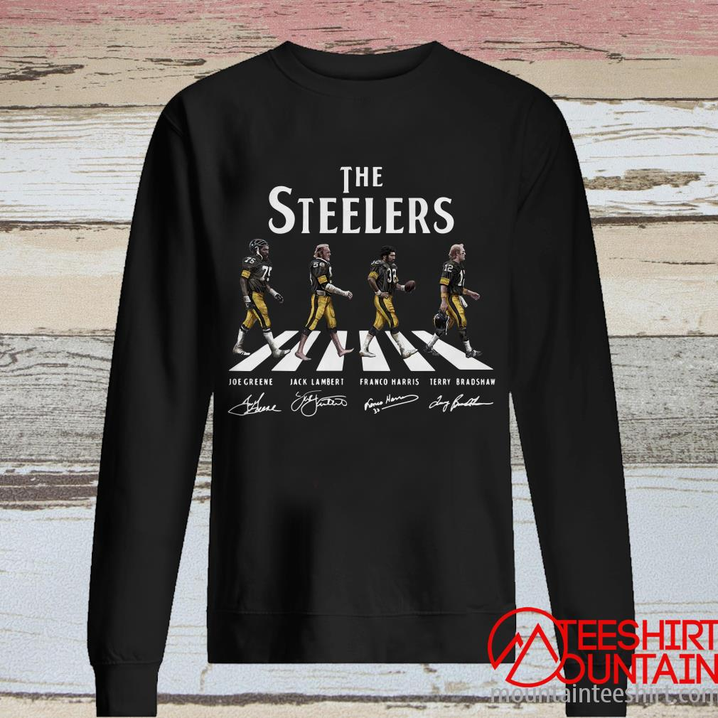 The Steelers abbey road Shirt