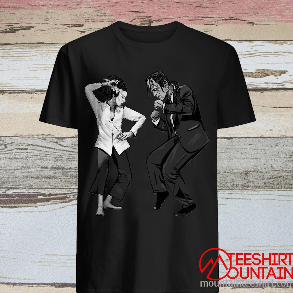 Pulp Frankenstein Dance Shirt