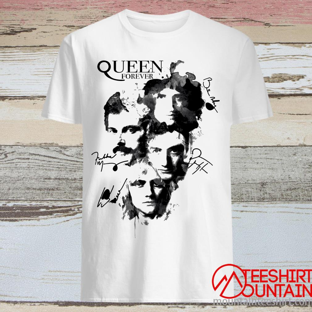 Queen Forever Signature Shirt