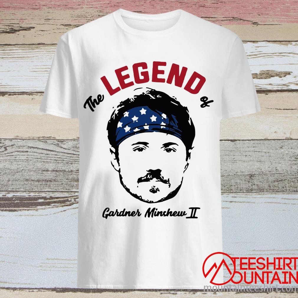The Legend of Gardner Minshew Pullover Shirt