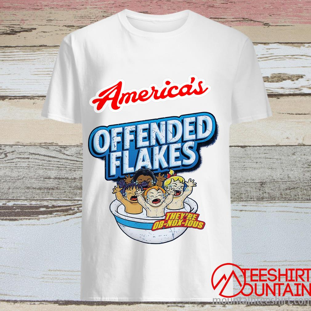 America's Offended Flakes Shirt
