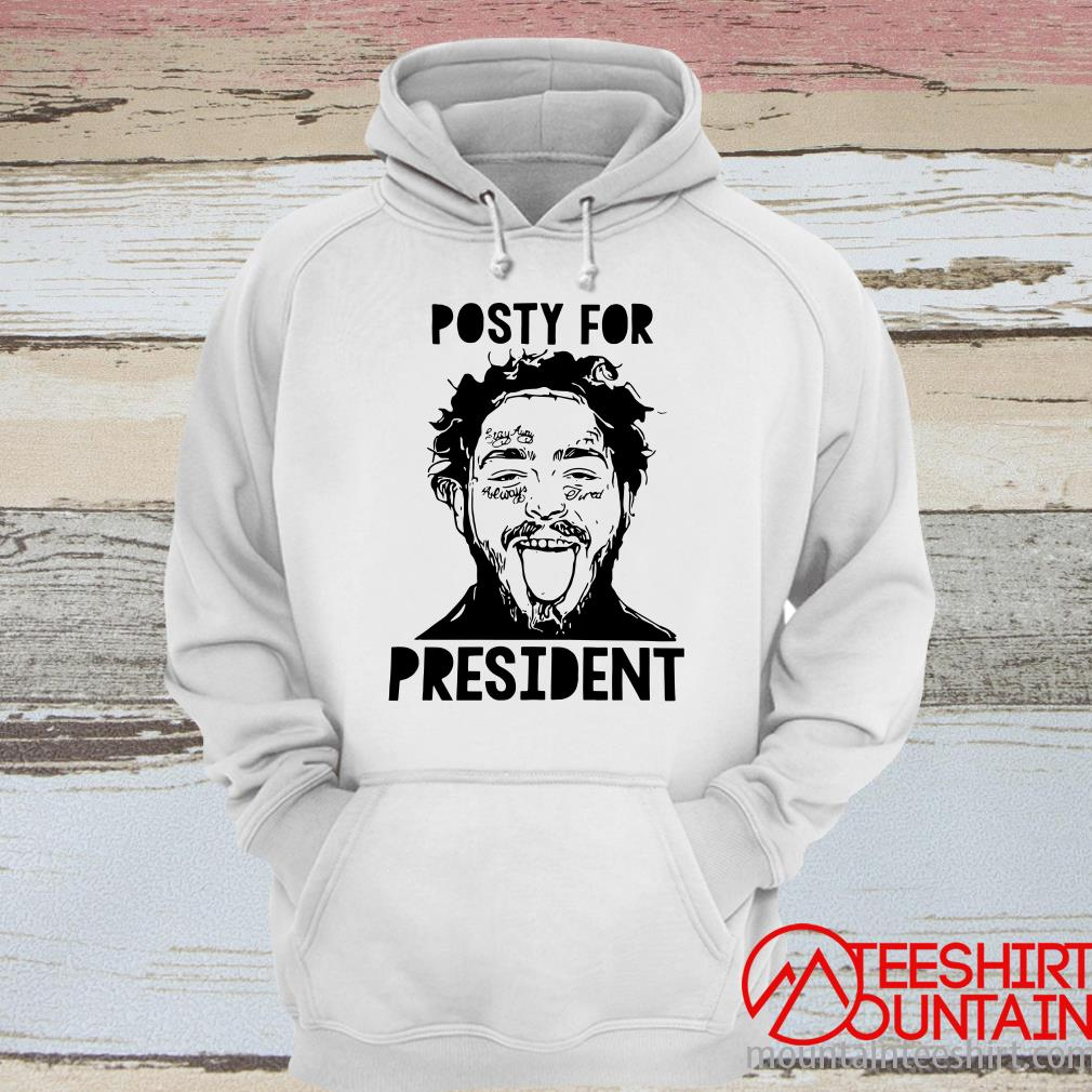 Posty For President Shirt
