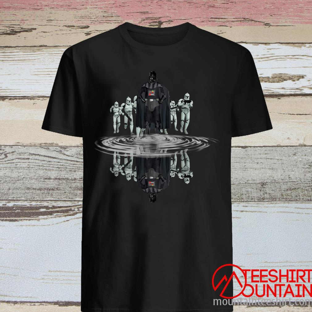Star War Darth Vader Water Mirror Shirt