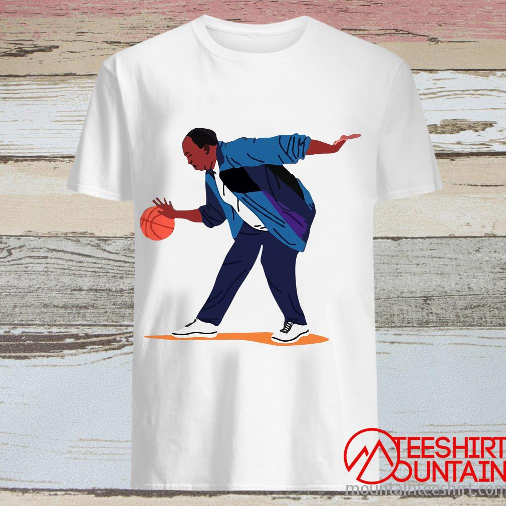 Stanley From The Office Basketball Playing Shirt