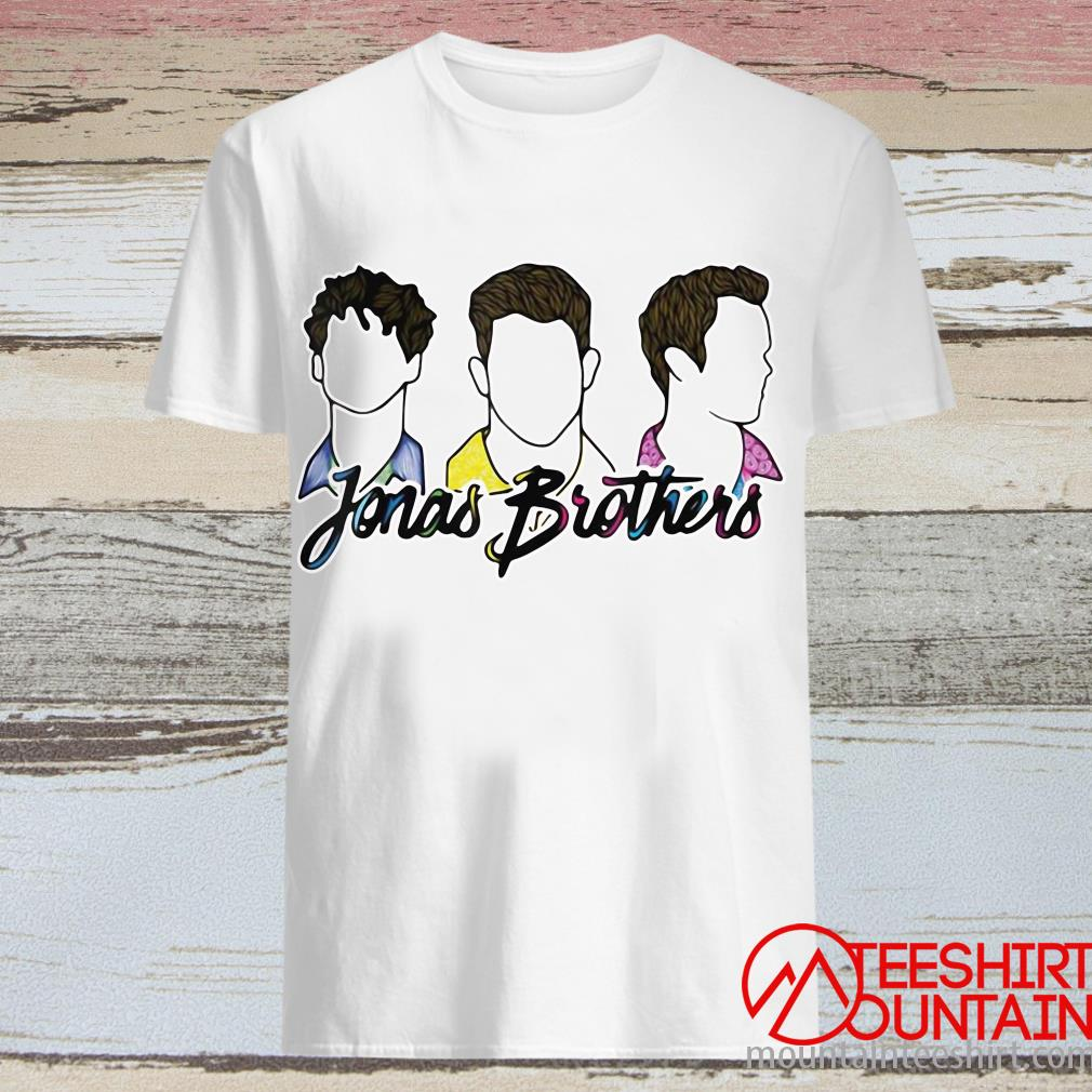 Jonas Brothers Outline Shirt