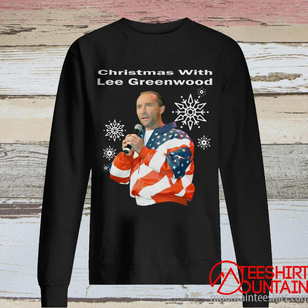 Christmas With Lee Greenwood Sweater