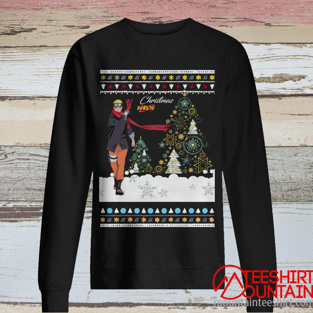 Naruto The Last Ugly Christmas Sweater