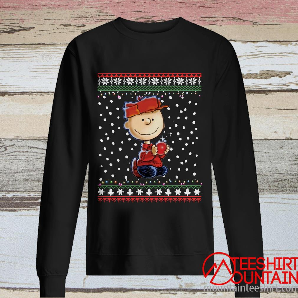 A Charlie Brown Christmas Sweater Sweater