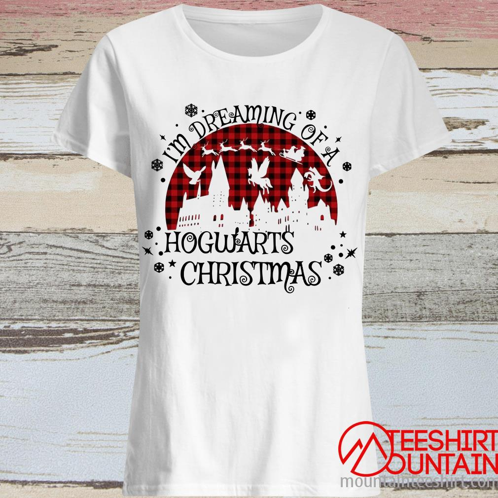 I'm Dreaming Of A Hogwarts Christmas Sweater