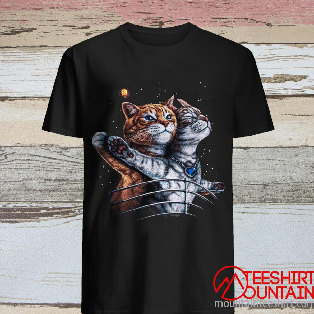 Titanic Cats Funny Cat Lovers Shirt