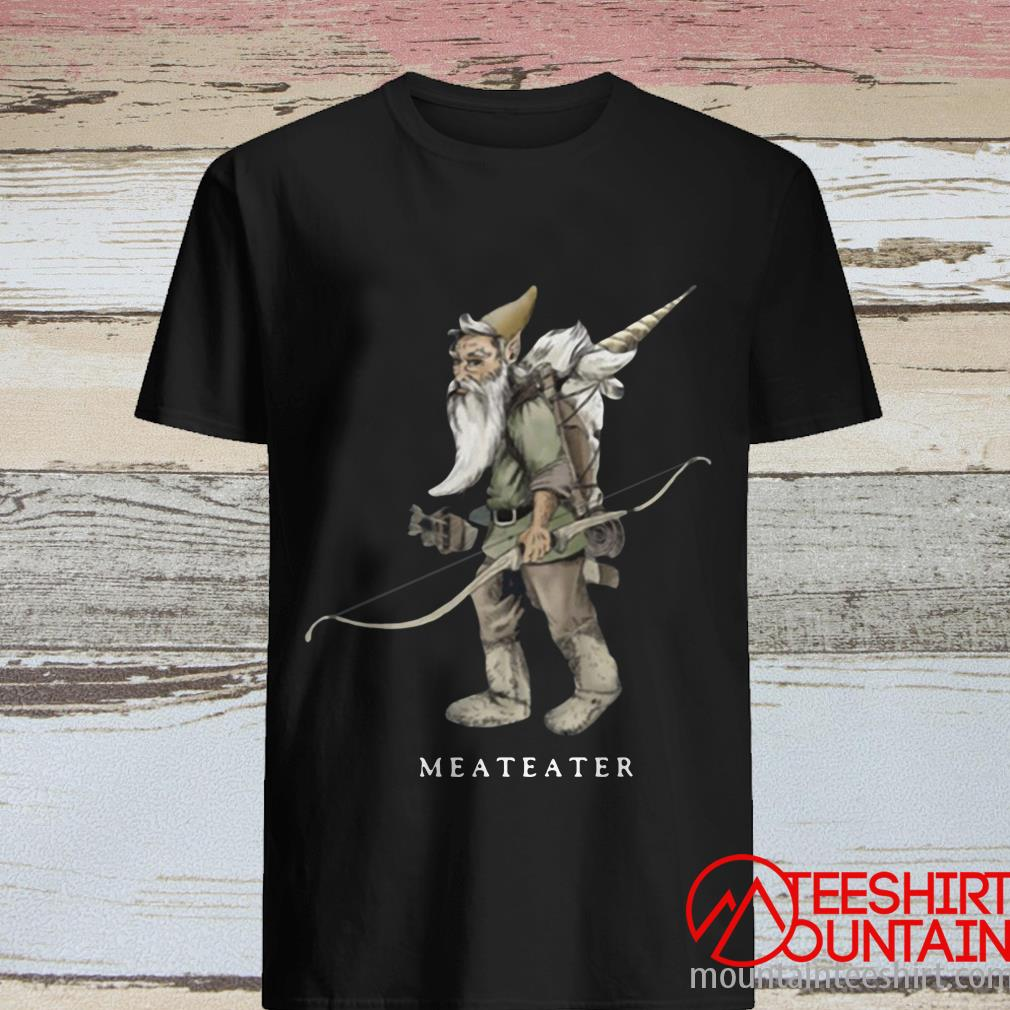 Gnome Packing Out A Unicorn 2.0 Meateater T-Shirt
