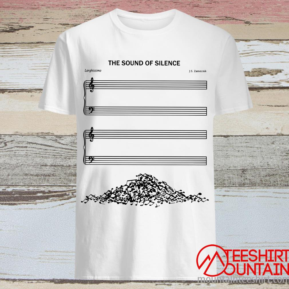 The Sound Of Silence T-Shirt