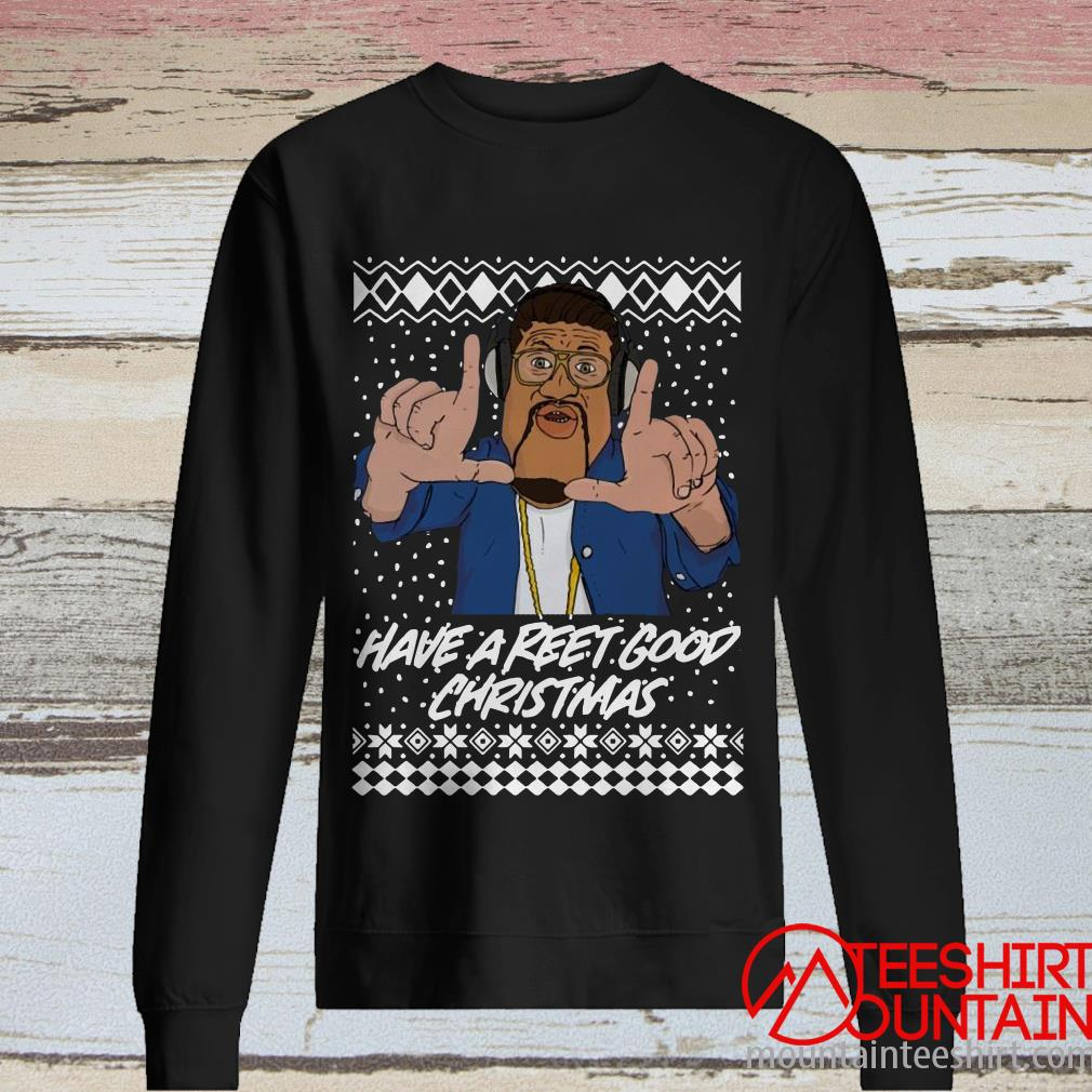 Bo Selecta Craig David Have a Reet Good Christmas Ugly Christmas Sweatshirt