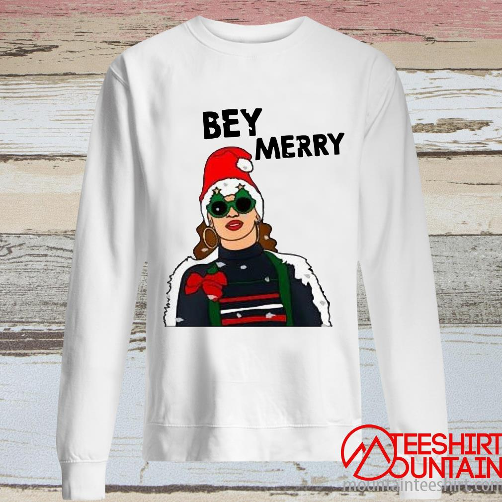 Beyonce Bey Merry Christmas Sweater