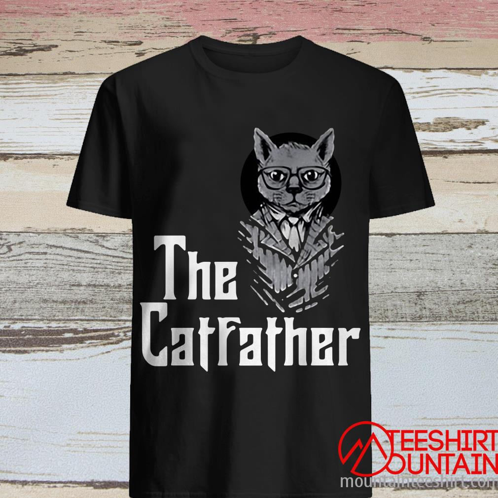 Official The Catfather T-Shirt
