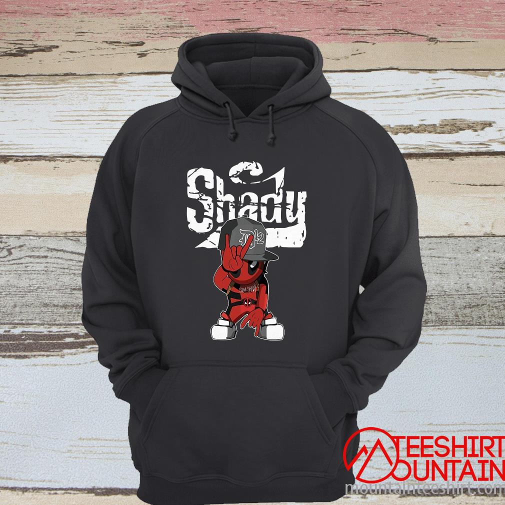 Eminem Deadpool Shady T-Shirt