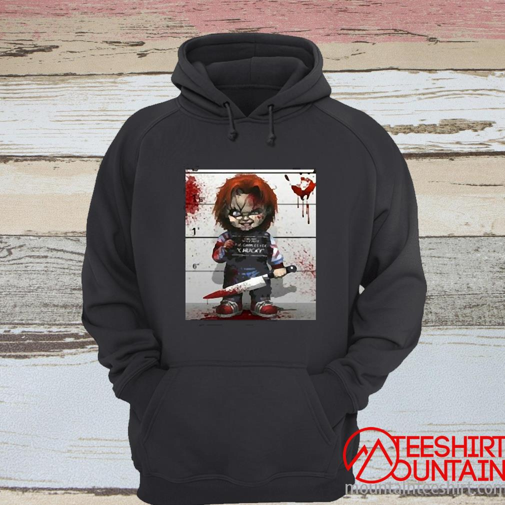 Chucky From Childs Play Shirt hoodie