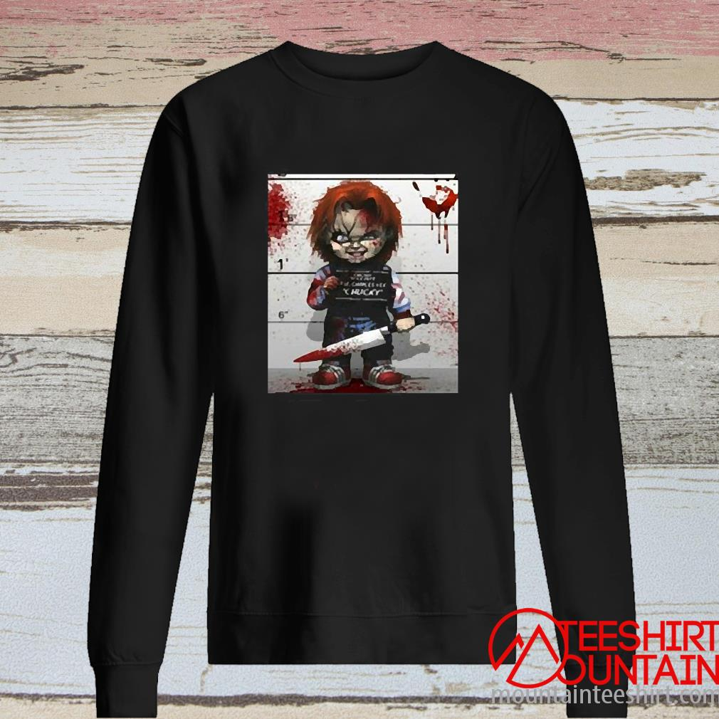 Chucky From Childs Play Shirt long sleeve