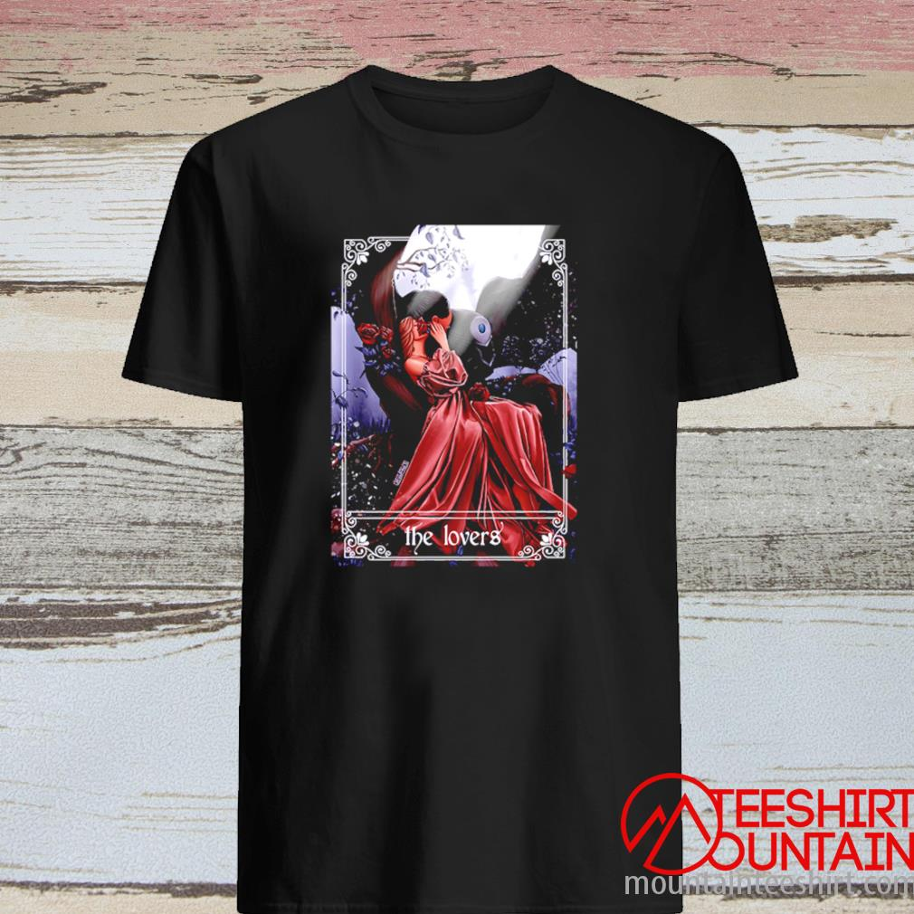 Death And His Lovely Fawn The Lovers Shirt