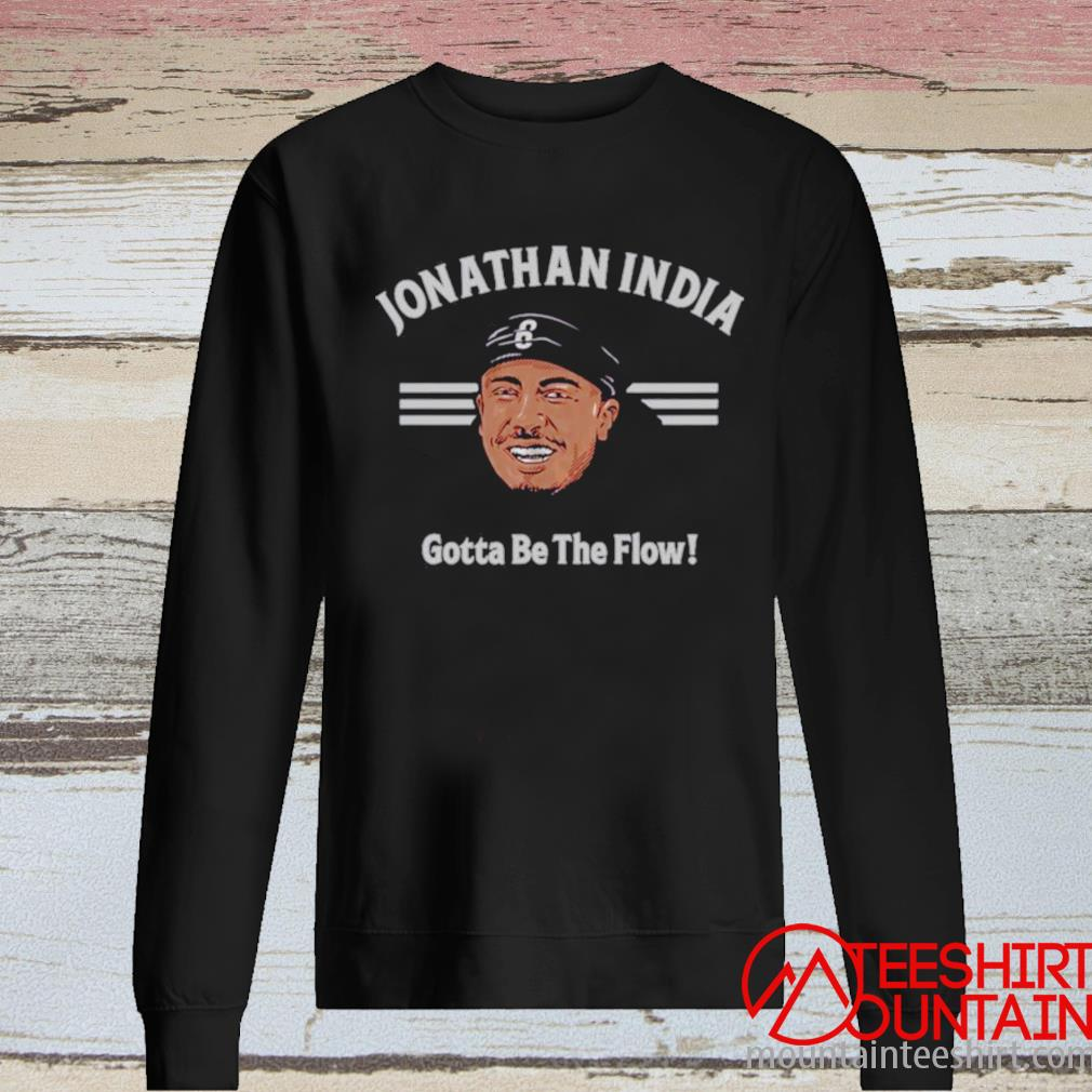 Jonathan India Gotta Be The Flow Shirt long sleeve