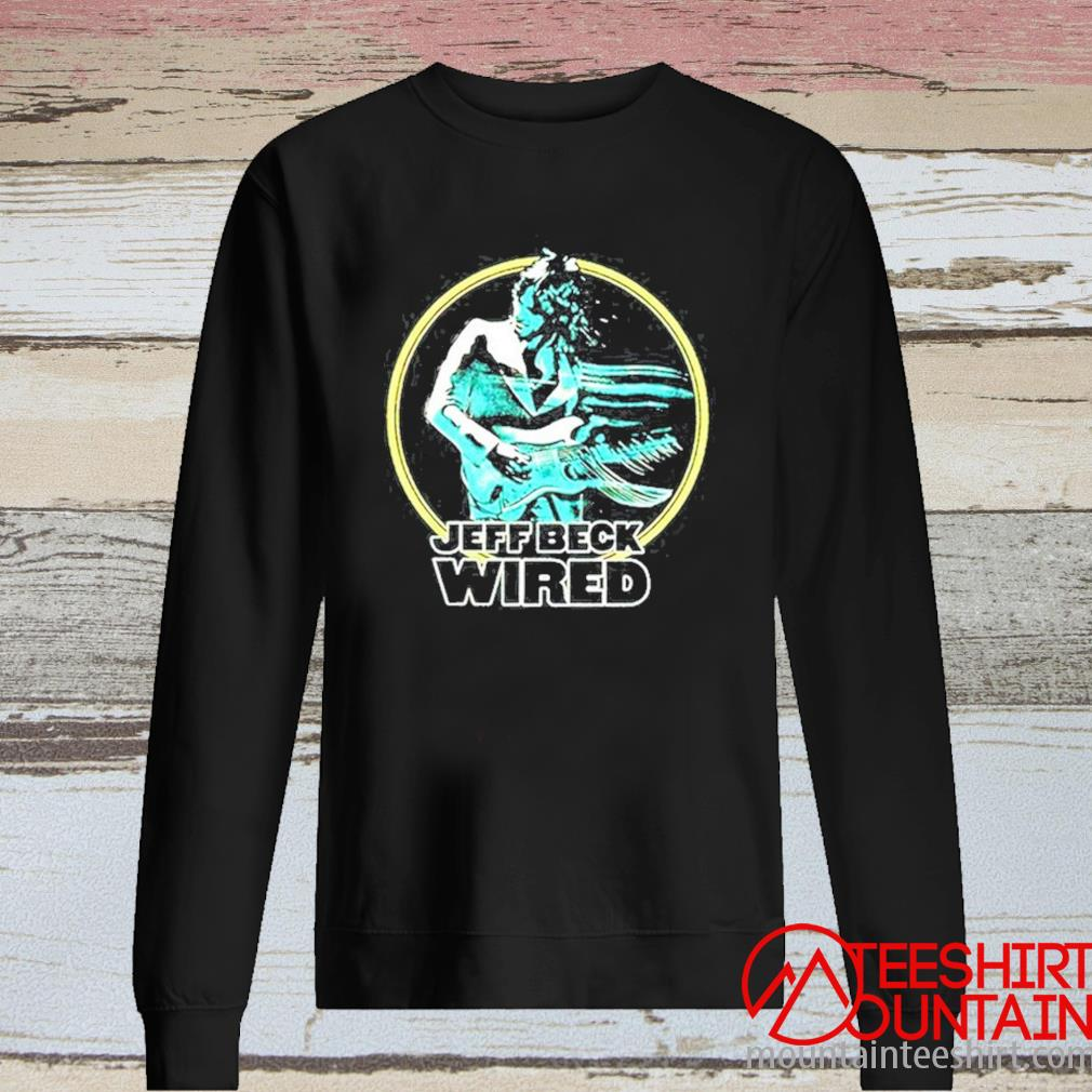 Jeff Beck Wired Shirt long sleeve