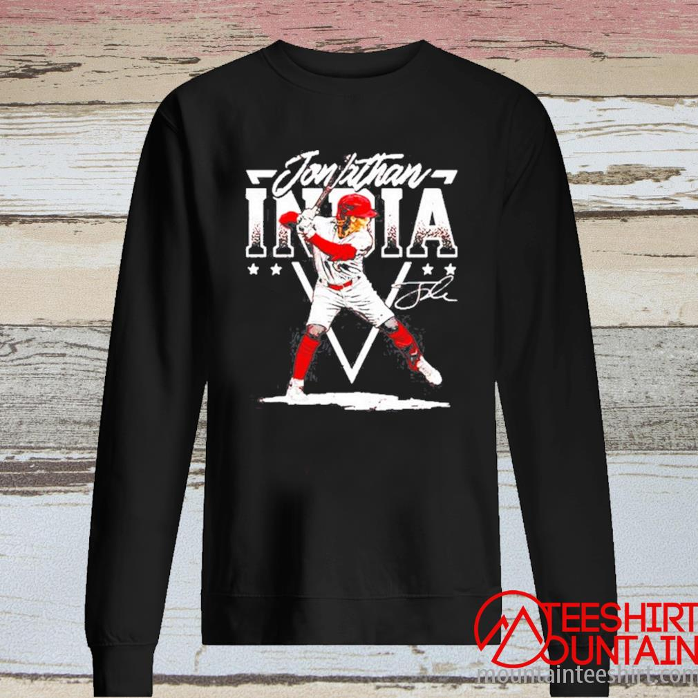 Jonathan India Player Triangle Signature Shirt long sleeve