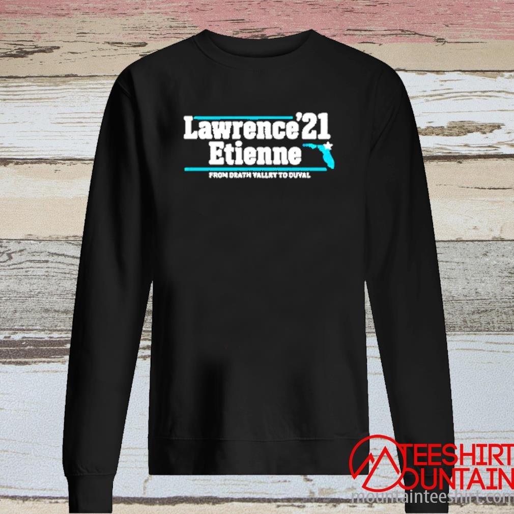 Lawrence Etienne 21 From Death Valley To Duval Shirt long sleeve
