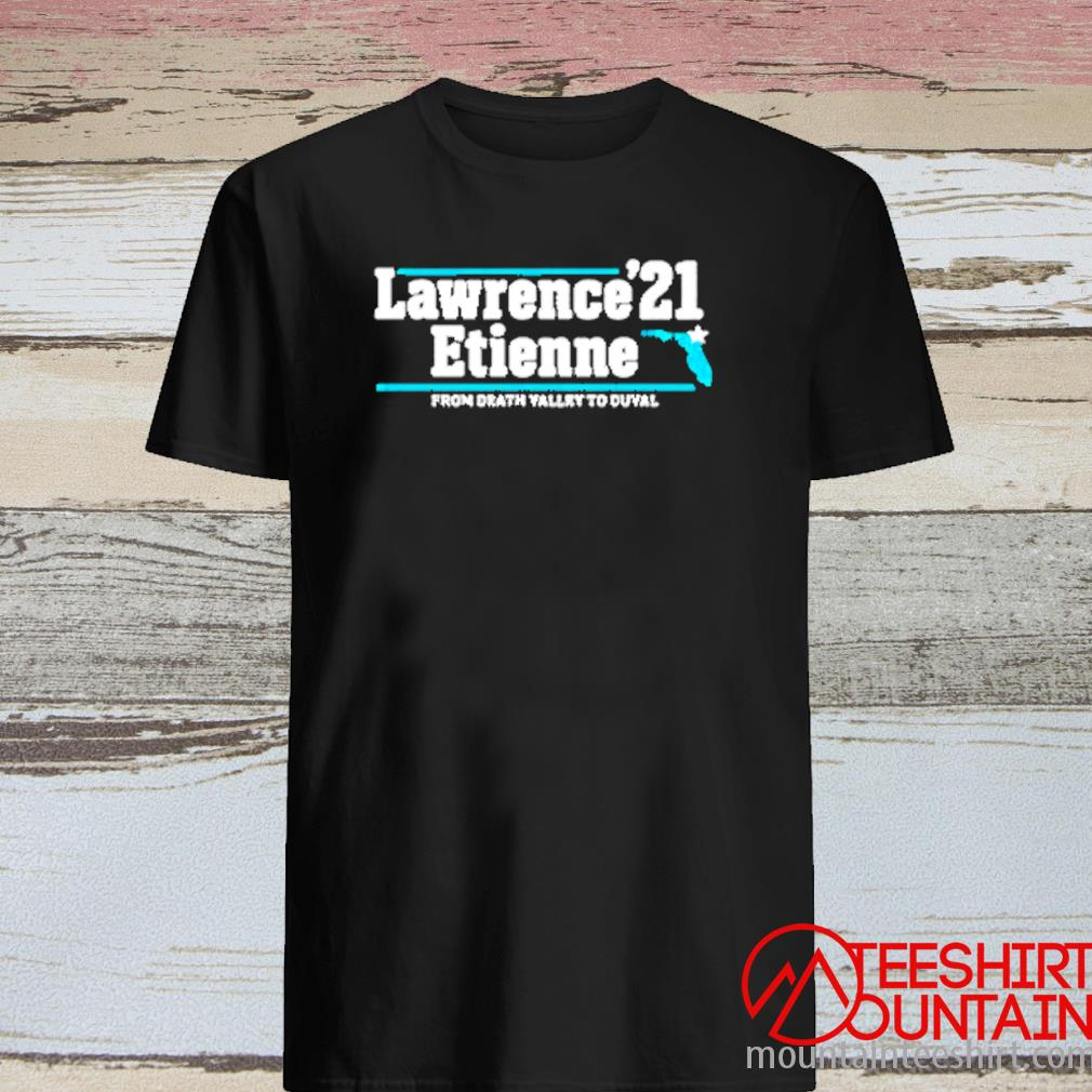 Lawrence Etienne 21 From Death Valley To Duval Shirt
